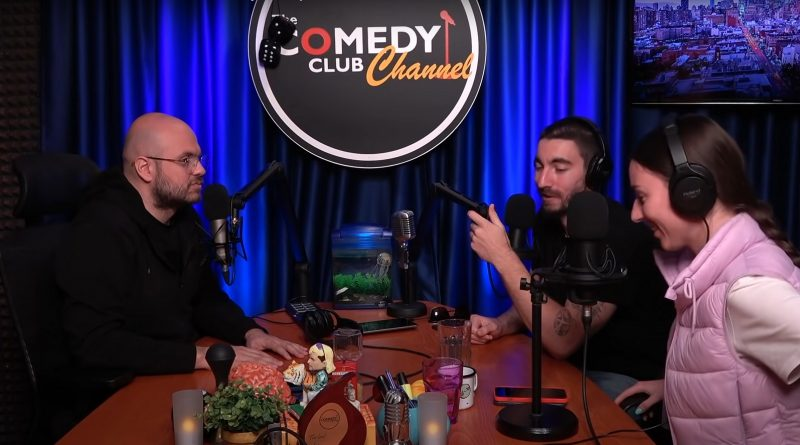 Podcast Bulgaria Stand-up comedy